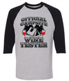 Official Campsite Wine Tester  [T-Shirt] awesomethreadz