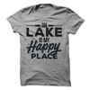The Lake Is My Happy Place   awesomethreadz