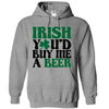 Irish You'd Buy Me A Beer  [T-Shirt] awesomethreadz