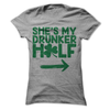 She's My Drunker Half   awesomethreadz