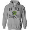 Go Luck Yourself  [T-Shirt] awesomethreadz