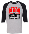 Donating Blood One Mosquito At A Time  [T-Shirt] awesomethreadz