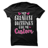 My Greatest Blessings Call Me (CUSTOM)   awesomethreadz
