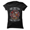 Volunteer Firefighter  [T-Shirt] awesomethreadz