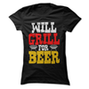 Will Grill For Beer   awesomethreadz