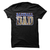 Baseball Dad  [T-Shirt] awesomethreadz