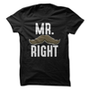Mr. Right Mustache   awesomethreadz