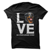 Rottweiler Love Is A Four-Legged Word  [T-Shirt] awesomethreadz