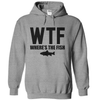 WTF Where's The Fish  [T-Shirt] awesomethreadz