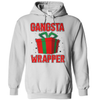 Gangsta Wrapper (CHRISTMAS)  [T-Shirt] awesomethreadz