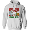 When I Think About You I Touch My Elf (CHRISTMAS)  [T-Shirt] awesomethreadz