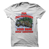 Custom Fun Old-Fashioned Family Christmas  [T-Shirt] awesomethreadz