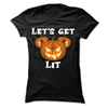Let's Get Lit (Halloween)  [T-Shirt] awesomethreadz