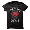 Handsome Devil  [T-Shirt] awesomethreadz