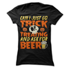 Can I Just Go Trick Or Treating And Ask For Beer  [T-Shirt] awesomethreadz
