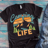 Camping Life T-Shirt  [T-Shirt] awesomethreadz