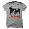 Love Stinks Funny Valentines T-Shirt