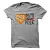 All You Need Is Love Pizza Valentines T-Shirt  [T-Shirt] awesomethreadz