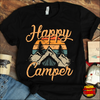 Happy Camper Mountains  [T-Shirt] awesomethreadz