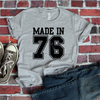 CUSTOMIZE WITH ANY YEAR... Made In  [T-Shirt] awesomethreadz