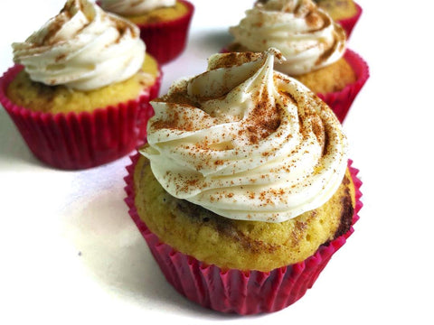 Gluten Free French Toast Cupcakes