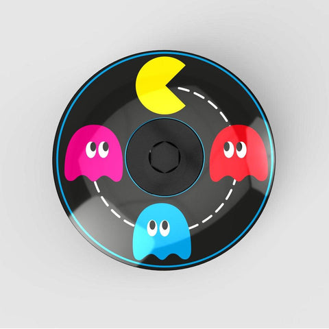 Pac Man Headset Stem Cap | Top Cap