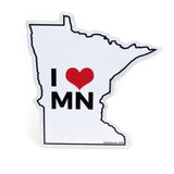 I Love Minnesota WiperMoji