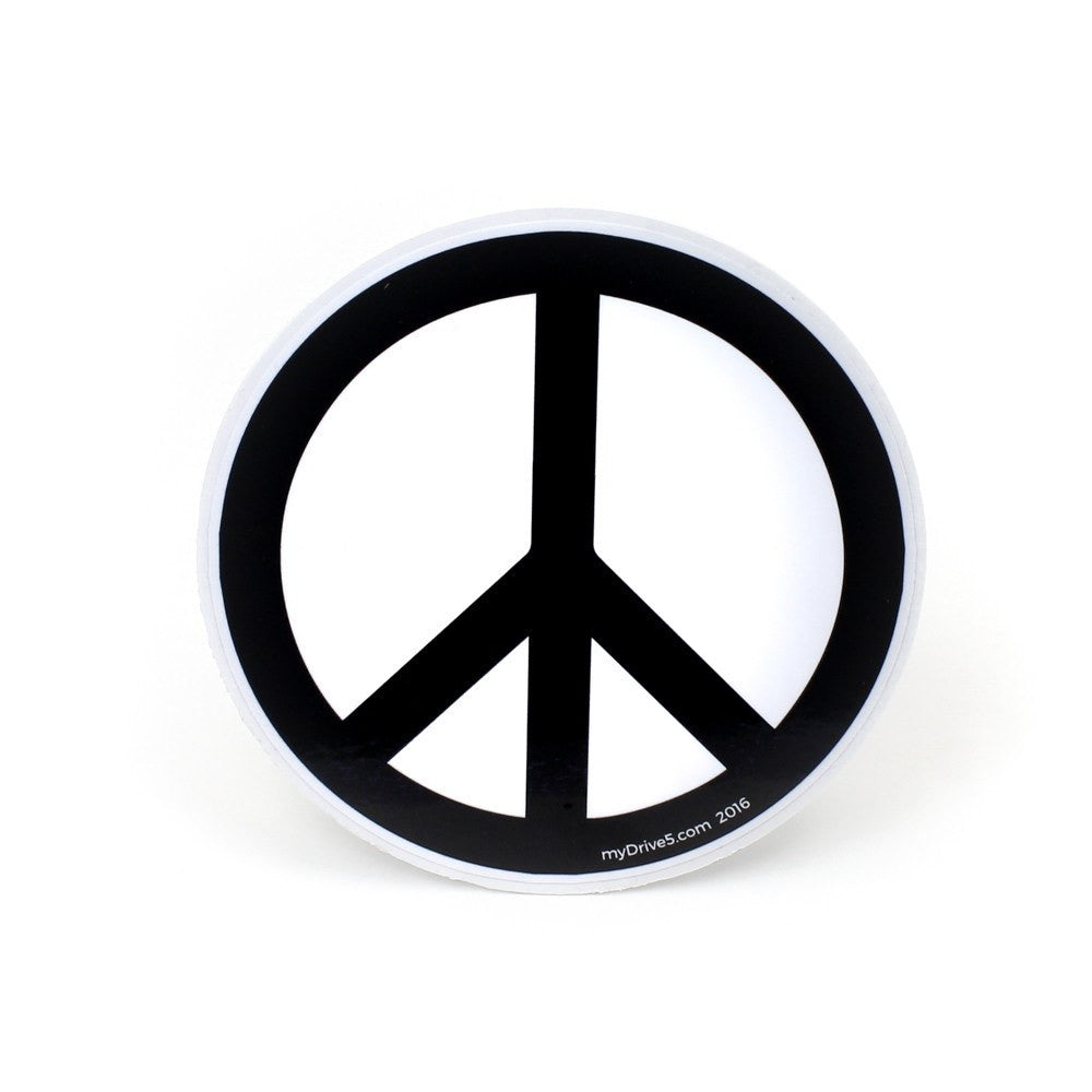Peace Symbol WiperMoji