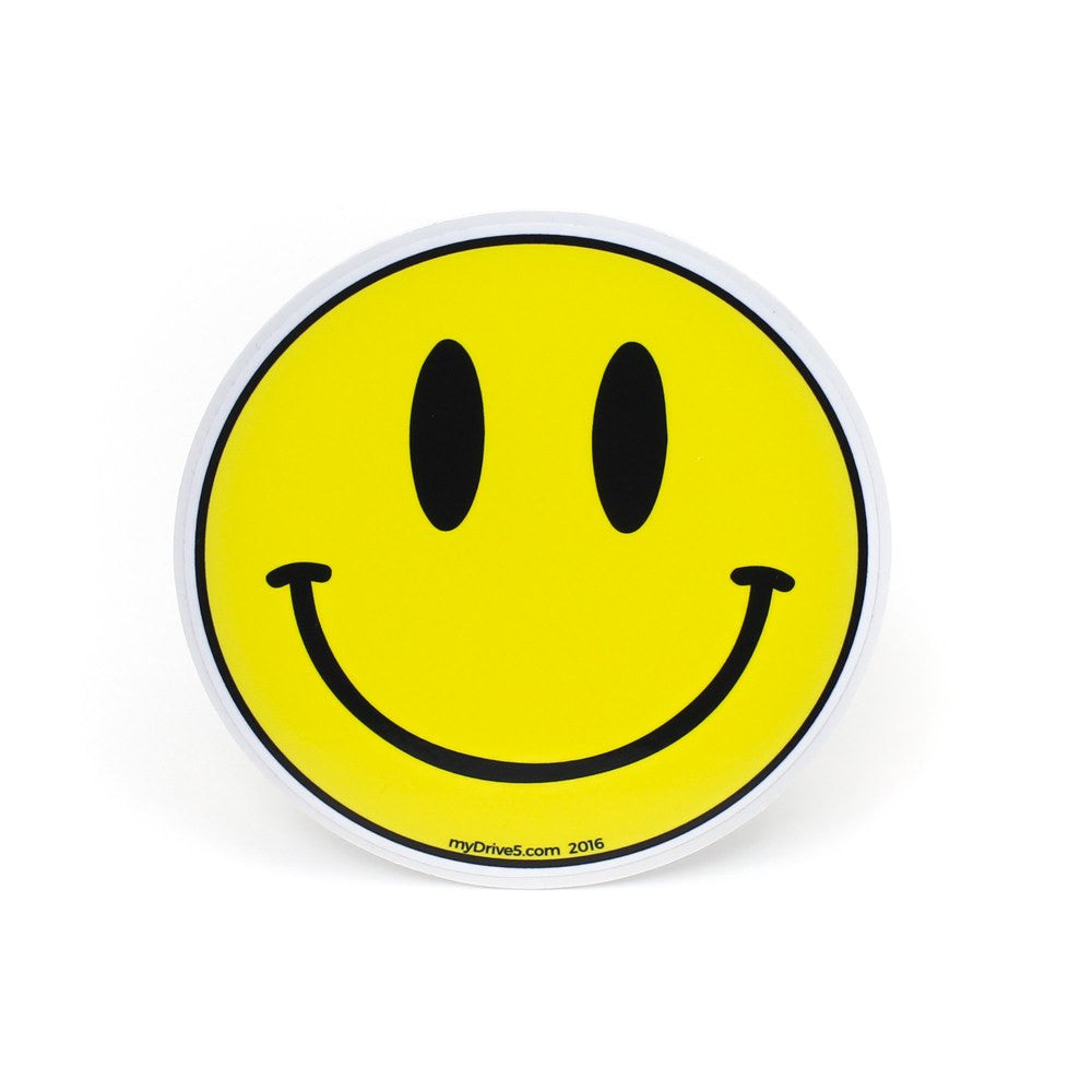 Smiley Face Walmart WiperMoji