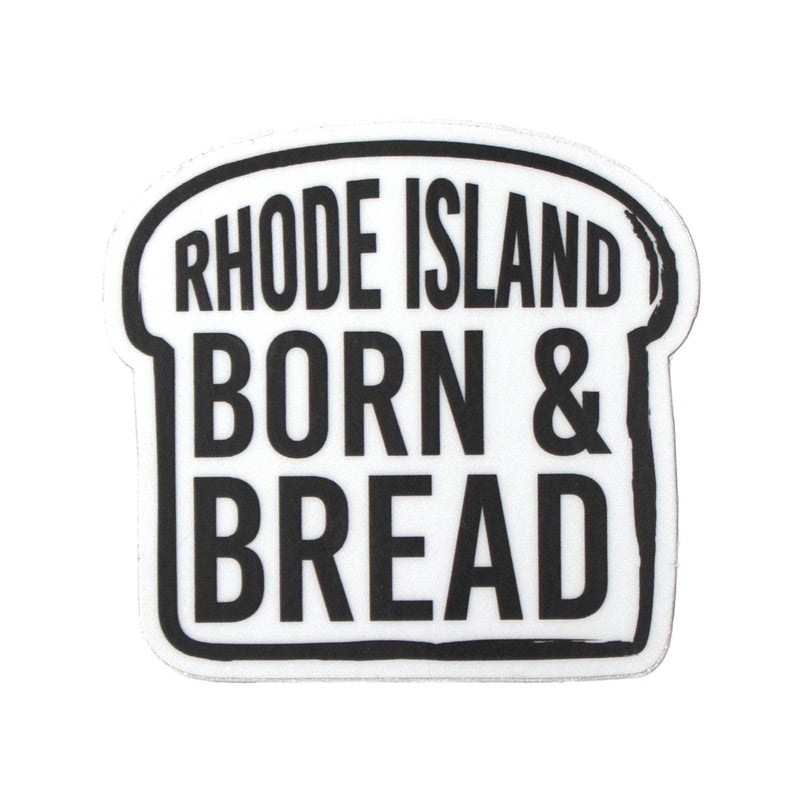 RI Born & Bread sticker