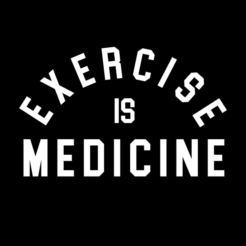 Exercise Is Medicine Sticker