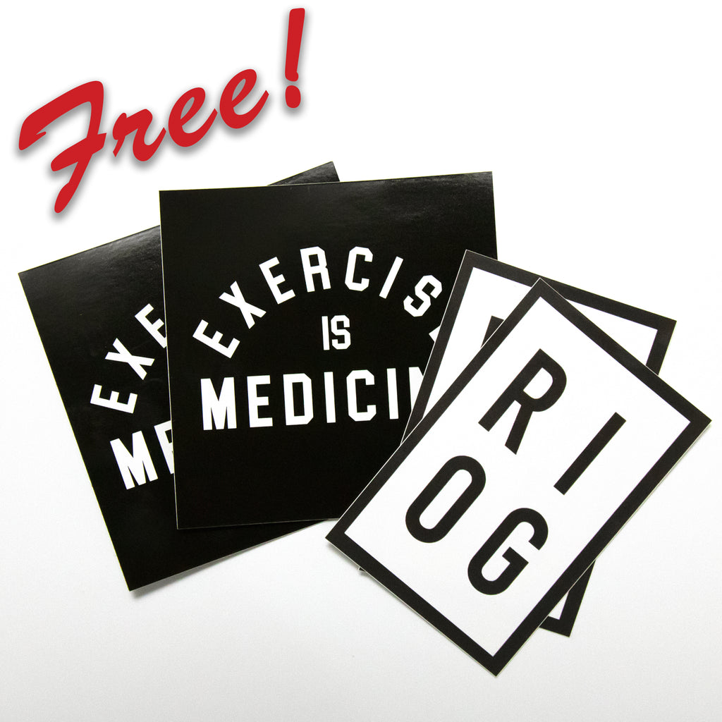 FREE Sticker Pack