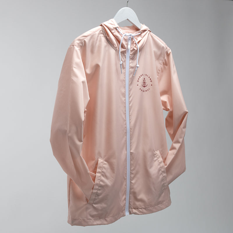 Lightweight Windbreaker - Blush