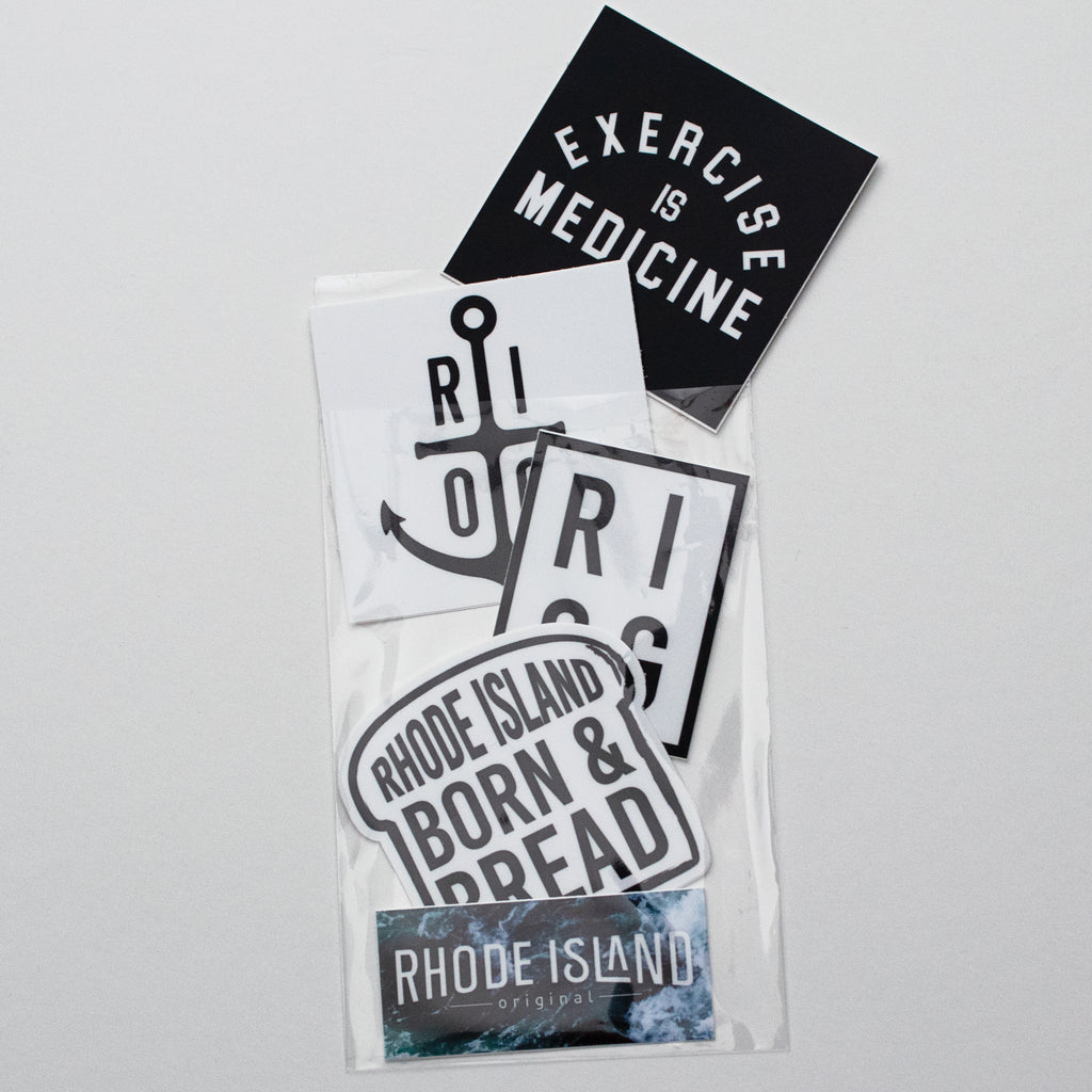 RI Orginal Sticker Pack