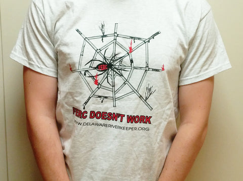 FERC Doesn't Work T-Shirt