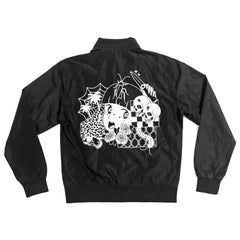 NEIGHBORHOOD WATCH LIGHTWEIGHT BOMBER JACKET