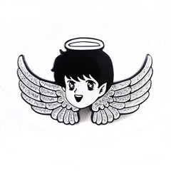 Angel Baby Pin