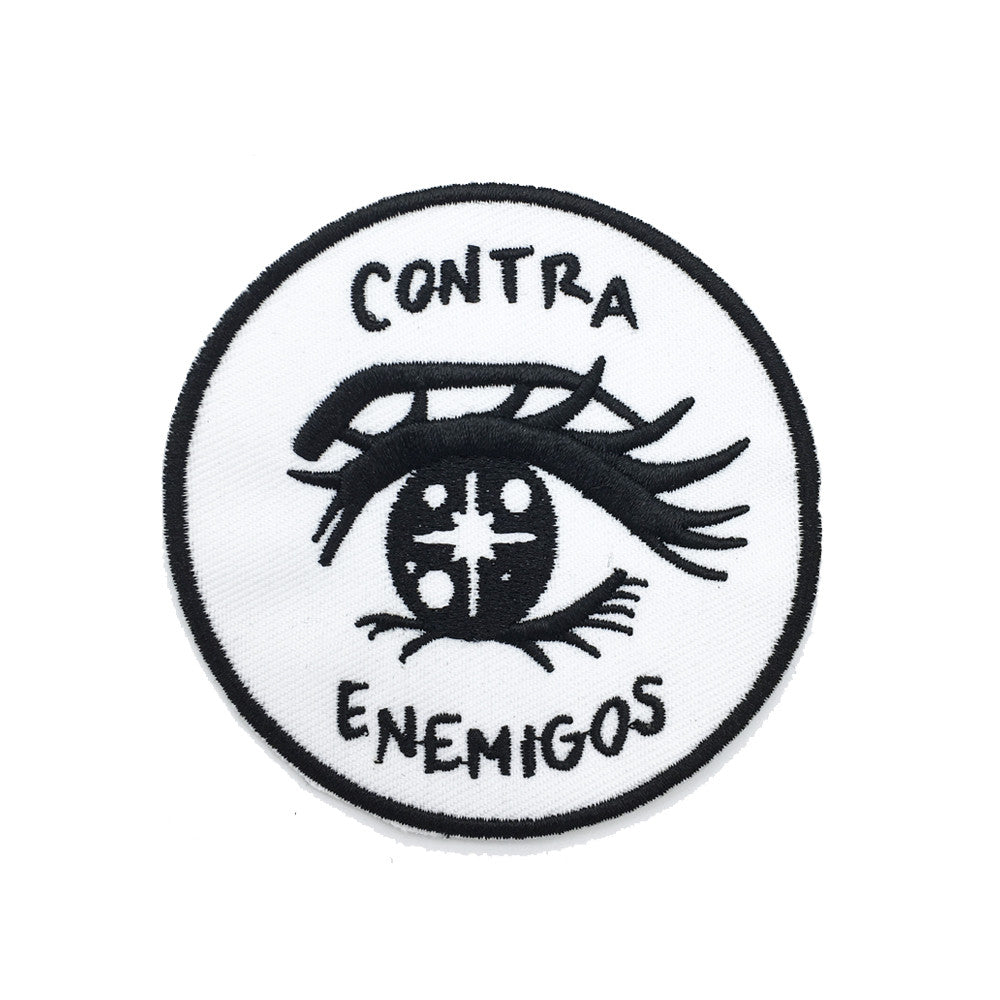 Contra Enemigos Patch