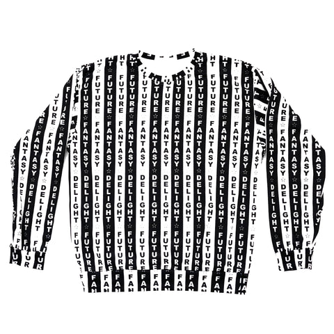 FFD LOGO TAPE SWEATER