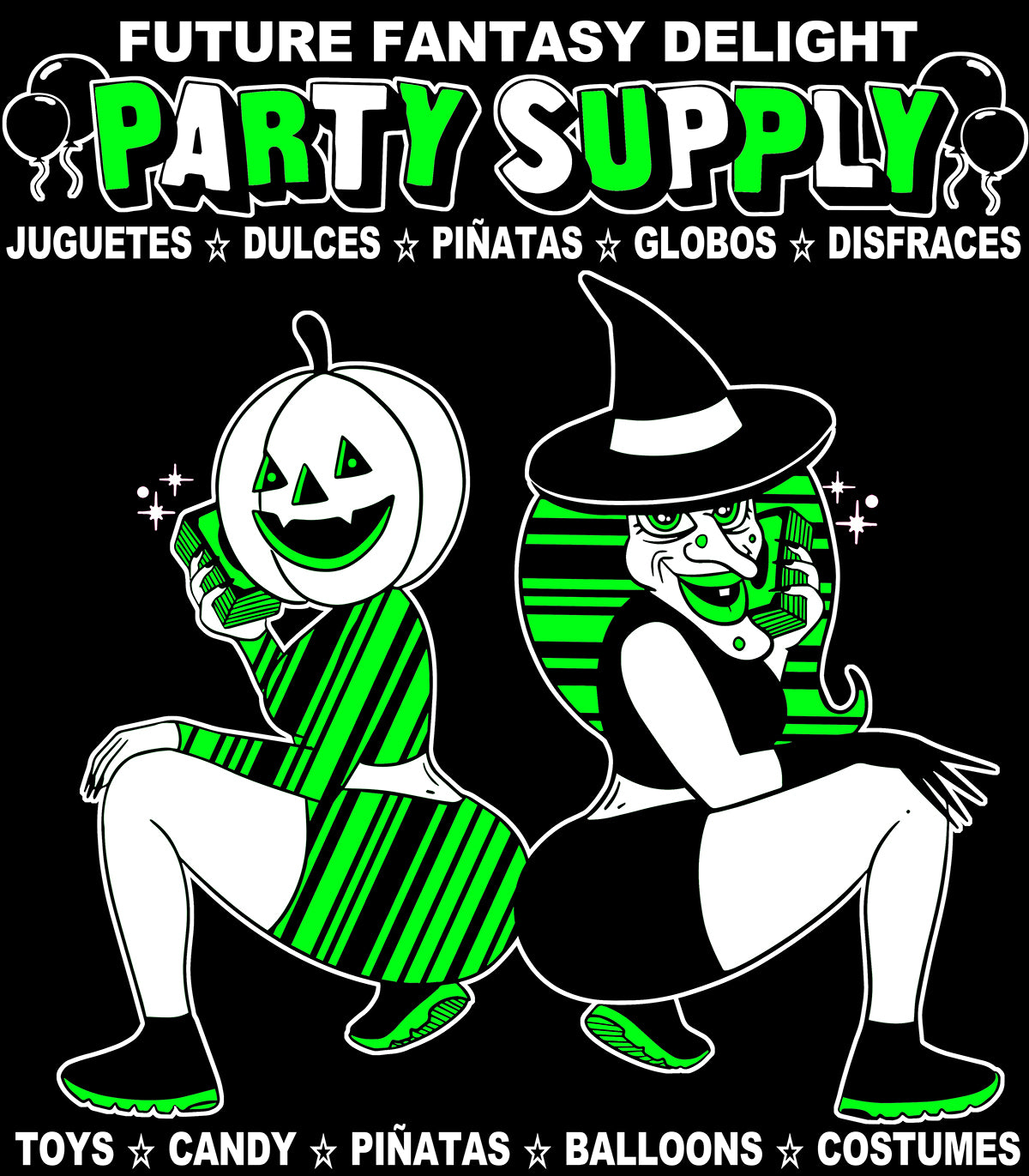 FFD PARTY SUPPLY T-SHIRT