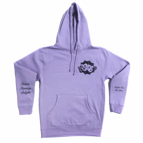 FFD LAUGH NOW CRY LATER  HOODIE