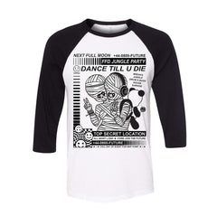 LONDON Baseball Raglan