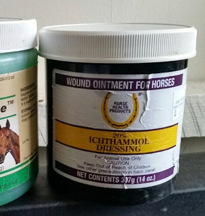 Hoof Treatments - Ichthammol - mackinnon