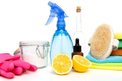 How To Make Natural Kitchen Degreaser