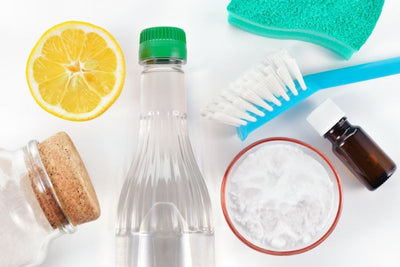 How To Make A Natural Bathroom Cleaner