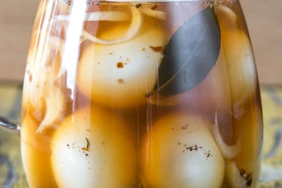 How To Make Fermented Eggs