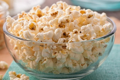 How To Make Stovetop Air Popped Popcorn