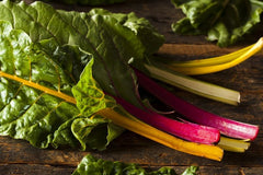 How To Make Fermented Swiss Chard Stems