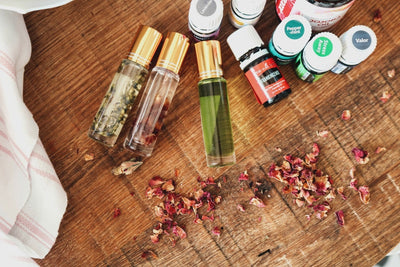 Everything You Need to Know About Essential Oil Roller Bottles