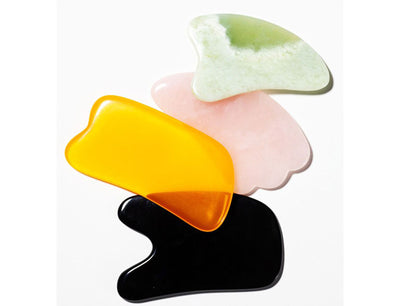 5 Gua Sha Tools to Revitalize Your Face